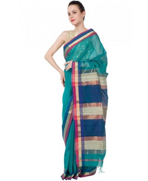 Maheswari Handloom Silk Saree